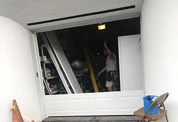 Panel Replacement Project | Garage Door Repair Huntington Beach, CA